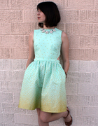 Side Cut Out Dress Version 2