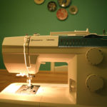 Four Sewing Machines