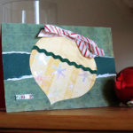 Dixie DIY Christmas: Ornament Card