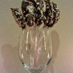 DIY Christmas: Hot Chocolate Peppermint Spoons
