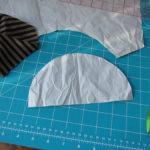 Using Scraps: Baby Hat