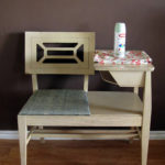 Re-styled Telephone Table