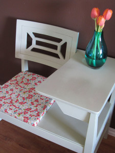 Telephone Table Restyle