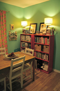 Dining room/craft room