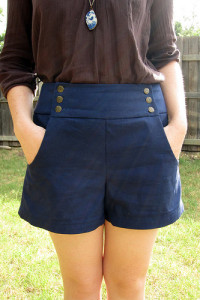 Sailor Shorts