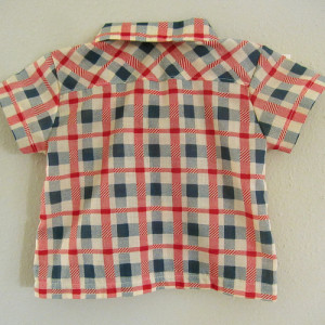 Baby Button Down