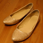 Gold Tip Shoe Restyle