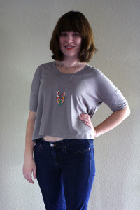 Self drafted t-shirt