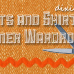 Shorts and Shirts Summer Wardrobe Planning