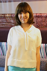 Eva Dress Croquette Blouse