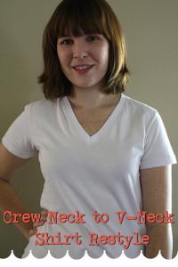 V-Neck Restyle
