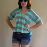 "The ""Summer Concert Tee"" Downloadable Pattern"
