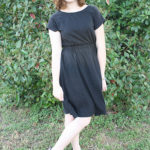 Raglan Top to Dress Tutorial