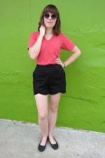 Shorts and Shirts Summer Wardrobe: Pattern Runway Sweet Shorts