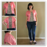 Going old school: The Portia Top Pattern