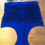 DixieDIY's Summer Swimsuit Sew-along Pt 4: Gathering