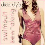 DixieDIY's Summer Swimsuit Sew-along Pt 2: Supplies