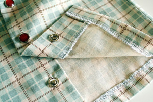 Baby Shirt v2, Kwik Sew 3730