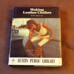 Library Love: Sewing books