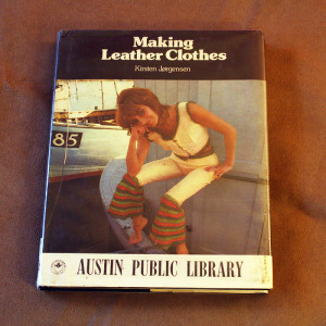 Making Leather Clothes by Kirsten Jorgensen