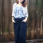 Colette Juniper trousers
