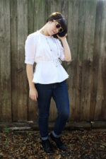 Burdastyle Book Blouse #2