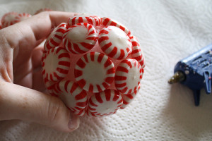 Starlight Mint Ornaments