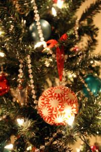 Starlight Mint Ornament