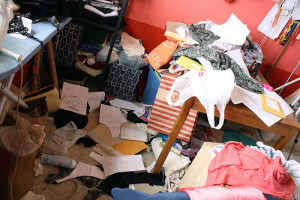 Hoarders: Sewing Edition