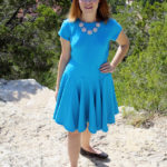 Cynthia Rowley Dress – Simplicity 1802