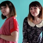 Pattern Anthology Parisian and Day Tripper tops