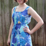 30 Days of Sundresses – Pintuck Front Dress