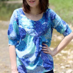 Sew Liberated Esme Top