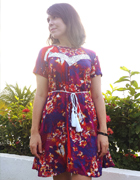 Papercut Patterns Clover Dress