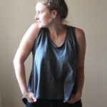 Sewing Indie Month with True Bias: Summer Concert Tank