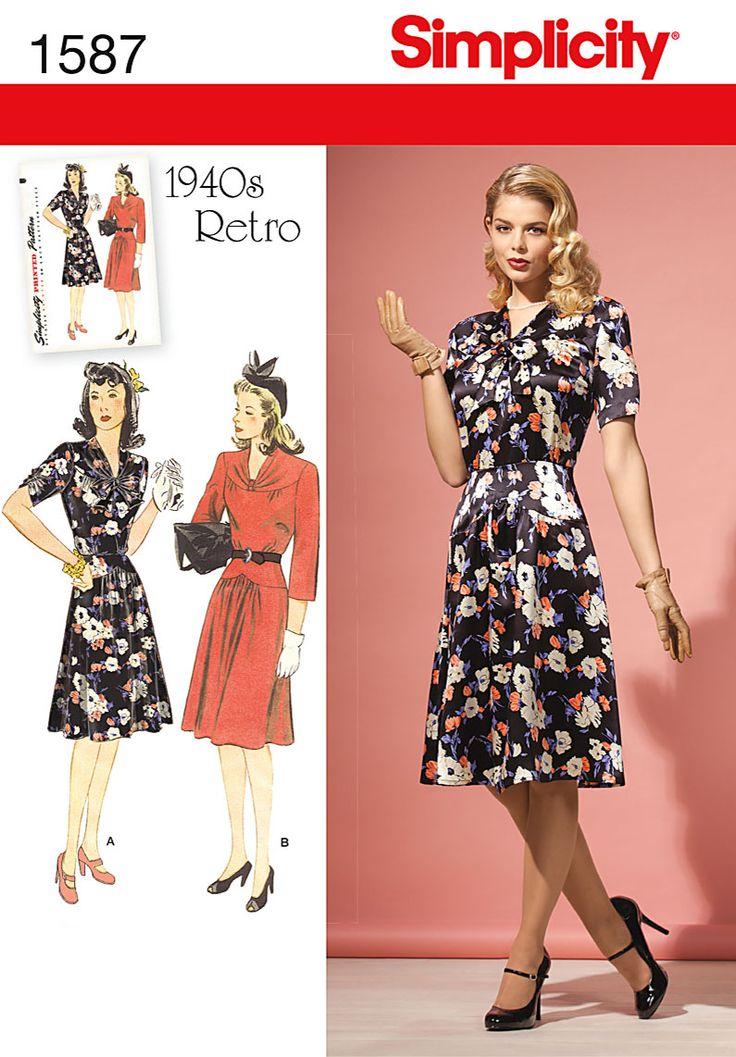 vintage pattern – Dixie DIY