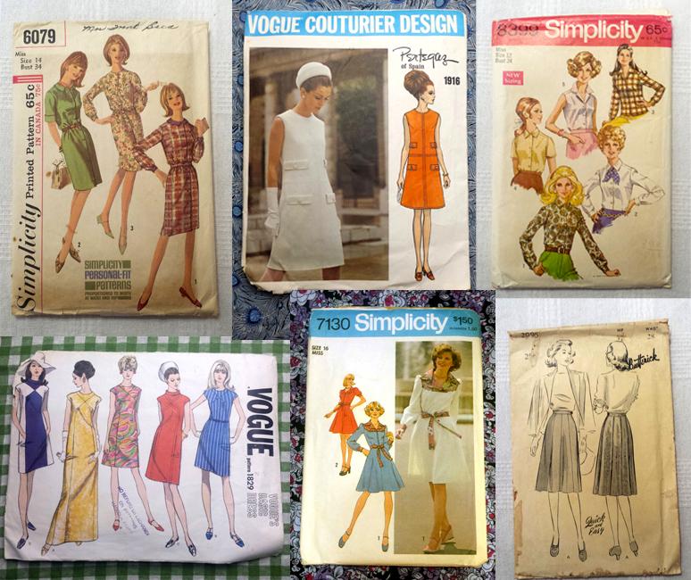 vintagepatternscollage