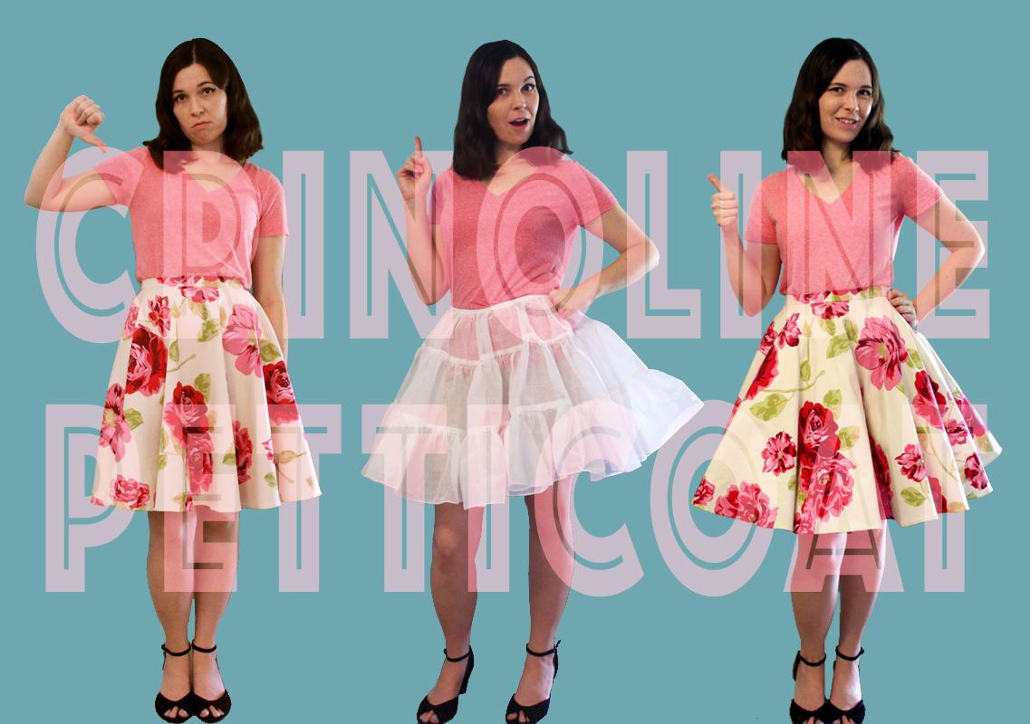 Crinoline Petticoat Tutorial Dixie Diy