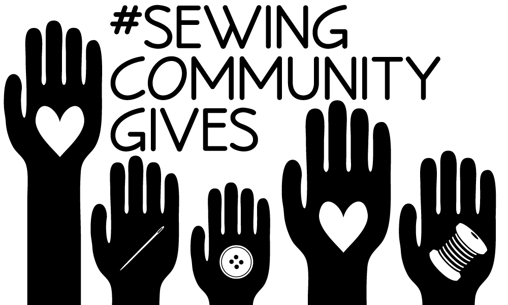 Sewing Community Gives