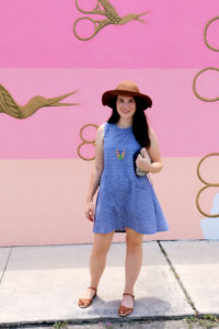 Grainline Farrow Dress