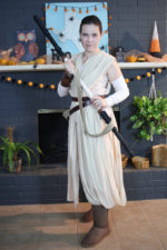 Star Wars' Rey Cosplay