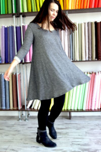 Closet Case Patterns Ebony Dress