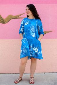 Grainline Farrow Dress v2.0