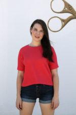 Grainline Linden Sweatshirt Version 2