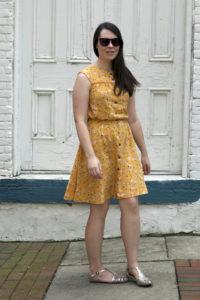 Sewaholic Harwood Dress