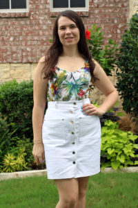 Seamwork Leonora Skirt