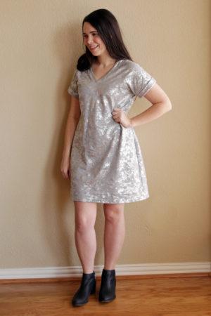 Megan Nielsen River Dress