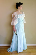 Alice Roosevelt's 1903 Gown Recreation