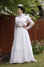 1908 Lace Dress