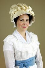 1780s Market Bonnet